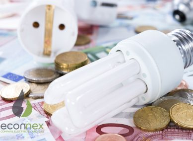 Energy costs in your home