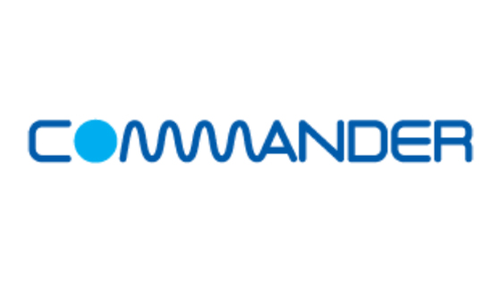 Commander Power and Gas Logo