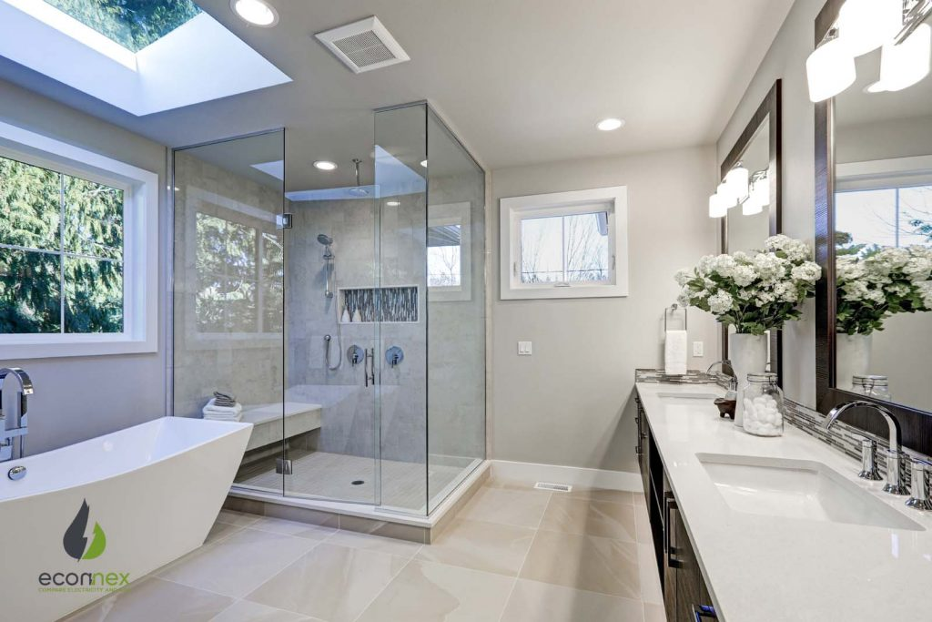 Ways to Make your Bathroom More Energy Efficient