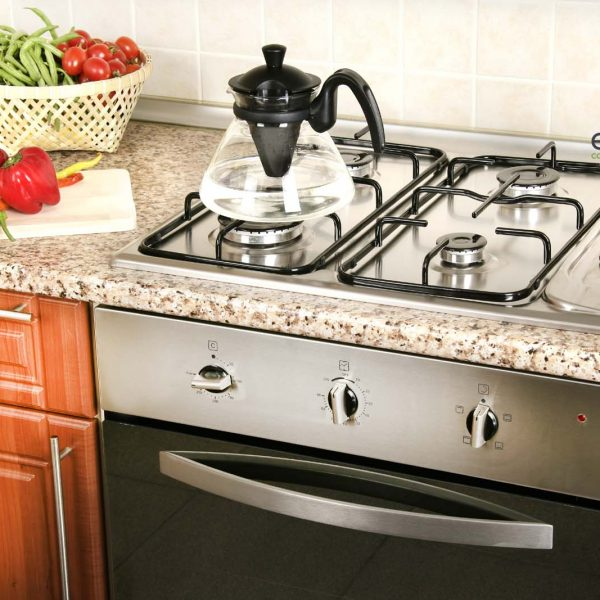How to choose a gas cooktop and gas oven