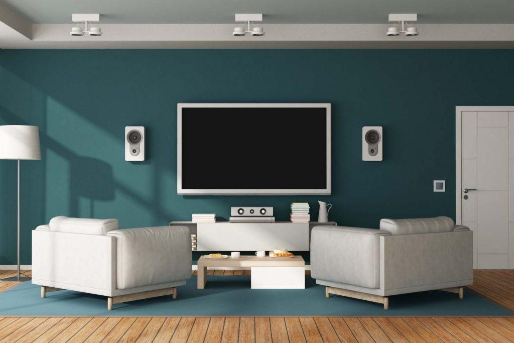 Home Entertainment Device- Tv