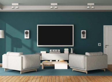 Save Energy Costs on Home Entertainment Systems